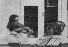 Concierto en el Conservatorio