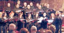 Concerto ciclo de autores lucenses en Santiago