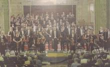 Concerto de letras galegas 2014. Estrea absoluta da obra PENELOPE do compositor Octavio Vázquez