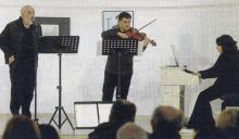 """Concerto """"Rosalia sempre viva"""""""