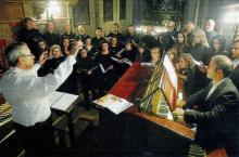O Festival de Orgão fecha com Sólo Voces e Juan de la Rubia